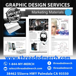 Promotional Catalogs - Sales Sheets, Branding